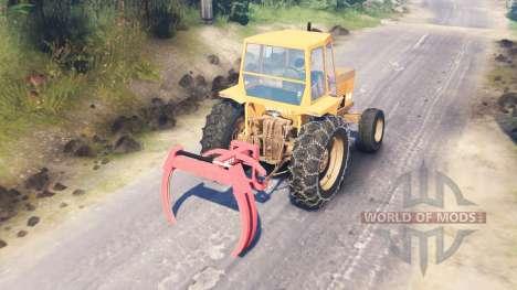 Valmet 502 [actualizado] para Spin Tires