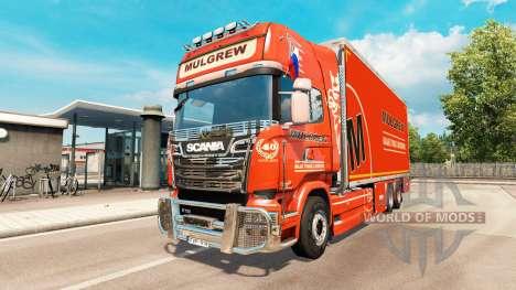 Scania R730 Tandem para Euro Truck Simulator 2