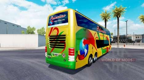 Comil Campione DD Prototype 2011 para American Truck Simulator