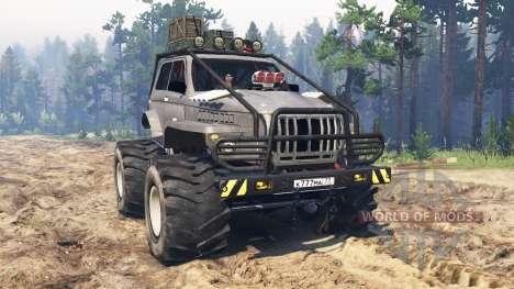Ural Niva para Spin Tires