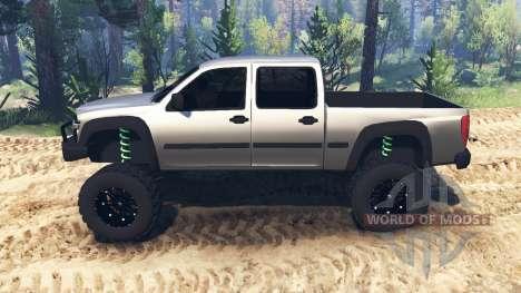 Chevrolet Colorado para Spin Tires