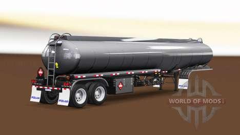 Combustible semi-remolque para American Truck Simulator