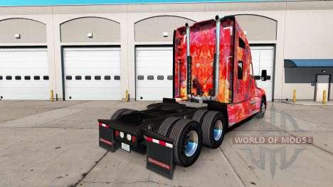 La piel Abstracto para camión Kenworth para American Truck Simulator