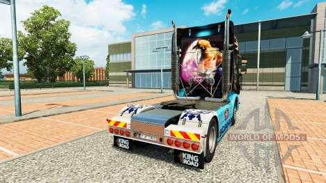 La piel Scania R de Scania truck para Euro Truck Simulator 2