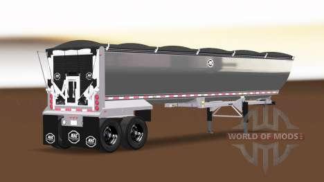 Americana semi-camión para American Truck Simulator