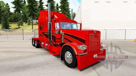 La piel de la Naranja para Mostrar el camión Pet para American Truck Simulator