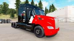La piel CN el Transporte en los tractores y de l