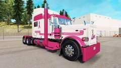 La piel de Camiones de una Cura para el camión P
