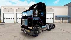 La piel Terminator 2 camión Freightliner FLB