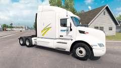 Swift de la piel para el camión Peterbilt