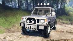 Mitsubishi Pajero I v3.0