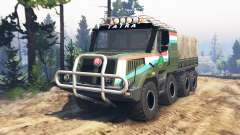 Tatra 163 Jamal 8x8 [update]