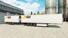 Semi-remolque Krone Gigaliner [GLS]