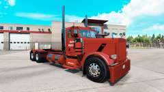 La piel de Halcón para Transportar el camión Pet
