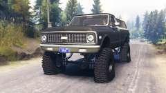 Chevrolet K5 Blazer 1972