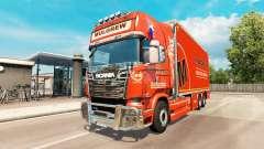 Scania R730 Tandem