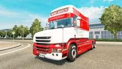 Scania T Longline Rene Bosch