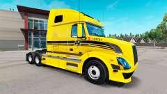 Robert de Transporte de la piel para camiones Vo