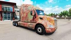 La piel Abstracto para camión Peterbilt