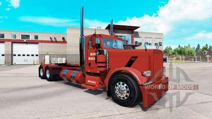 La piel de Halcón para Transportar el camión Peterbilt 389 para American Truck Simulator