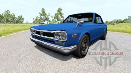 Nissan Skyline 2000GT para BeamNG Drive