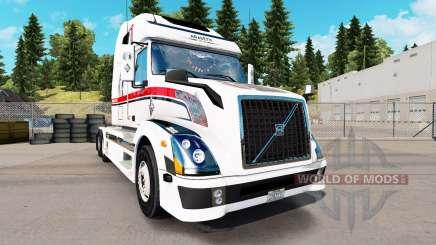 Volvo VNL 670 v1.2 para American Truck Simulator