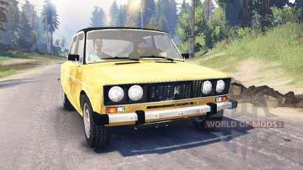VAZ-2106 para Spin Tires