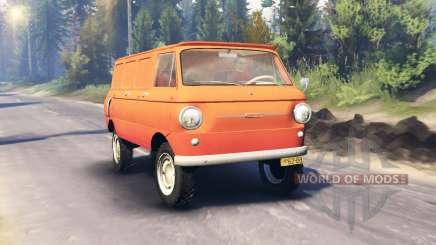 ZAZ-971Г v2.0 para Spin Tires