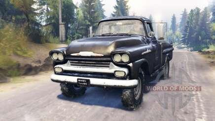 Chevrolet Apache para Spin Tires