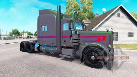 Koliha de la piel para el camión Peterbilt 389 para American Truck Simulator