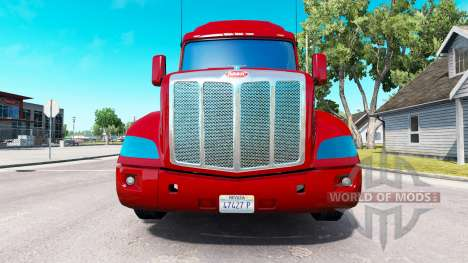 Tintado de las luces y las Ventanas para American Truck Simulator