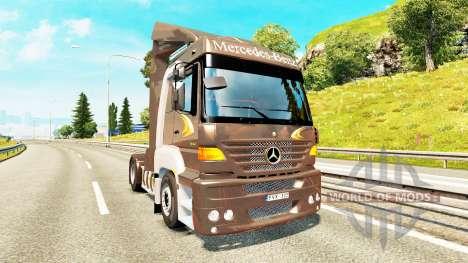 Mercedes-Benz 1944S para Euro Truck Simulator 2