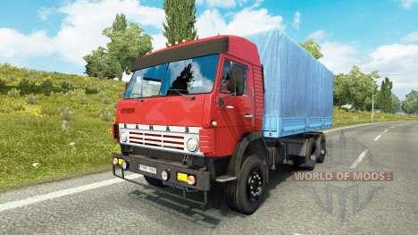 KamAZ-53212 para Euro Truck Simulator 2