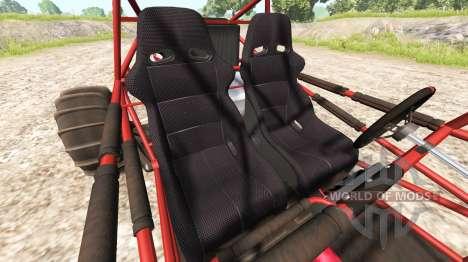 HDB Buggy [pack] para BeamNG Drive
