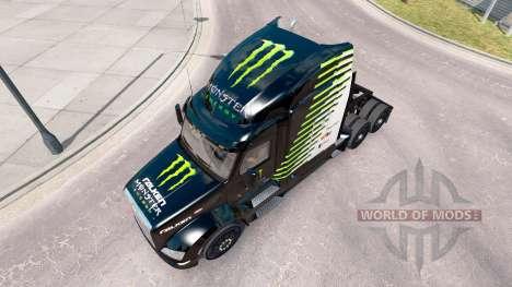 El Monstruo de la Energía Falken piel para el ca para American Truck Simulator