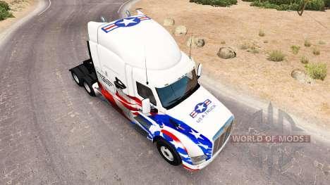 La piel de estados UNIDOS en los Camiones, camió para American Truck Simulator