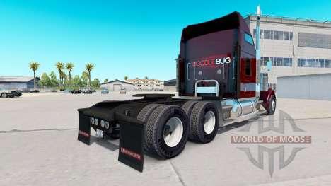 La piel Doodle Bug tractor en Kenworth W900 para American Truck Simulator