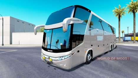 Marcopolo Paradiso G7 1600 LD para American Truck Simulator