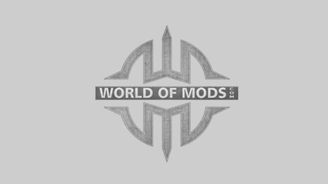 De metal semi-tráiler de Dragon Age para American Truck Simulator