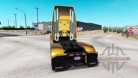Volvo VNL 670 v1.3 para American Truck Simulator