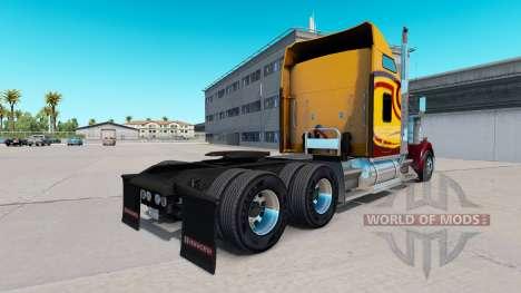 La piel Sobreviviente camión Kenworth W900 para American Truck Simulator