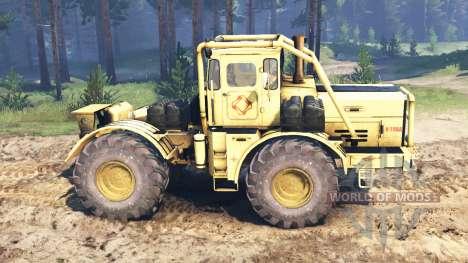 K-700A kirovec v2.2 para Spin Tires