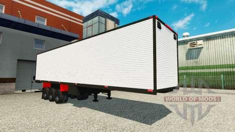 El brasileño remolque para Euro Truck Simulator 2