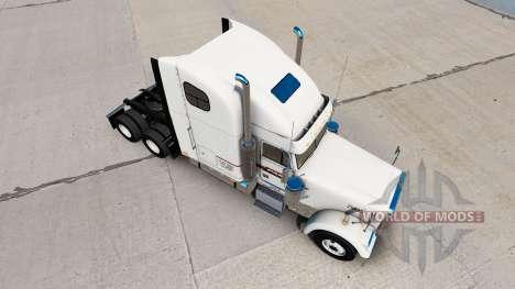 La piel de PAM de Transporte de camiones Freight para American Truck Simulator