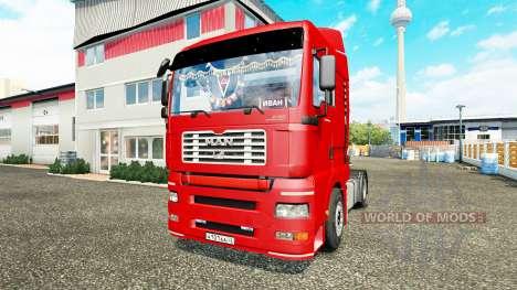 MAN TGA para Euro Truck Simulator 2
