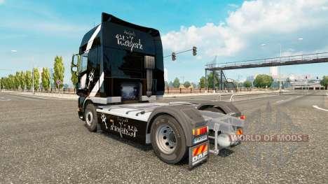 Pitchfork piel para DAF camión para Euro Truck Simulator 2