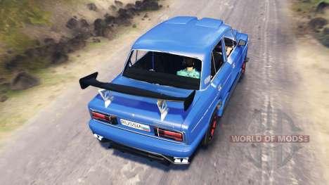 HUNTER-2106 [motores eléctricos,] para Spin Tires