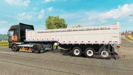 Un camión Noma para Euro Truck Simulator 2