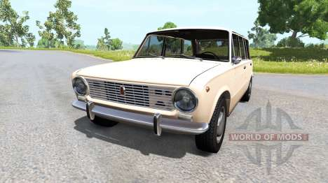 VAZ-2102 Zhiguli para BeamNG Drive