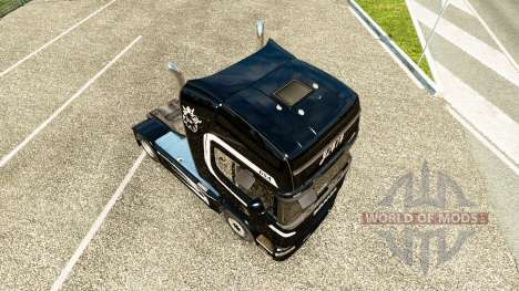 La piel de Scania Camiones para tractor Scania para Euro Truck Simulator 2